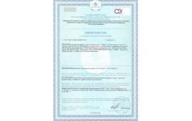 Сертификат на Берн 4Life